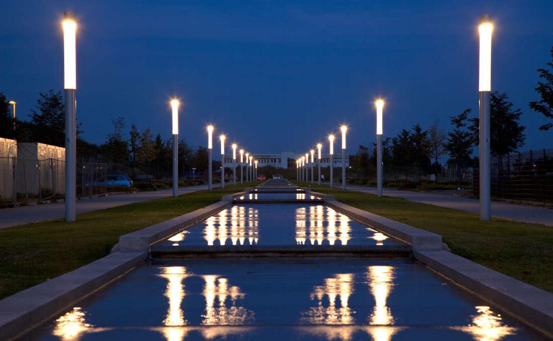 Street Lights And Urban Lighting Schmidt Strahl Rademacher